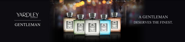 Yardley Gentleman collection